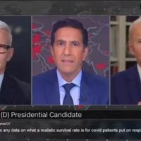 The Look on Dr. Sanjay Gupta's Face Says it All! Biden Struggles to Put a Sentence Together… 'You Know…Roosevelt Came Up with a Thing' (VIDEO)