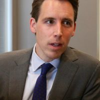 Josh Hawley Announces Justice for Victims of COVID-19 Act to Hold China Responsible