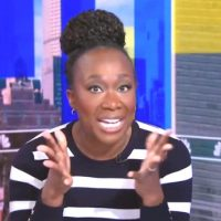 MSNBC's Joy Reid Blasts Bernie Sanders Supporters For Refusing To Back Joe Biden