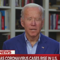 "Biden Says President ""Has To Be Able to Provide For Providing Significantly No More Masks"""