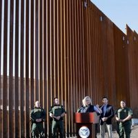 Smugglers Posing as Border Wall Construction Crew Arrested After Border Patrol Shootout