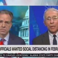 Trump Retweets Call to Fire Fauci