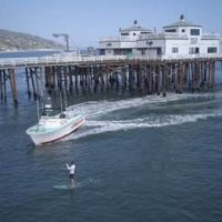 TOO FAR?? Man Arrested for Paddleboarding in Malibu BY HIMSELF — Faces Up to Six Months in Jail!
