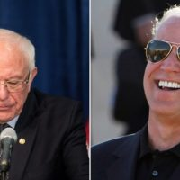 Bernie Sanders Sells Out Once More, Endorses Joe Biden to 'Make Trump a One-Term President'