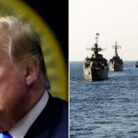 WAR DRUMS: President Trump Gives the Order to 'Shoot Down and Destroy' Iranian Boats