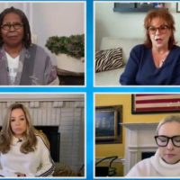 VILE: The View Hosts Call Michigan Protest Against Stay-At-Home Orders 'Racist' – Say Protesters Shouldn't Get Treatment If They Catch Virus