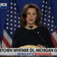 Gretchen Whitmer slips state money to leftist political operatives to spy on Michiganders, then lies about it