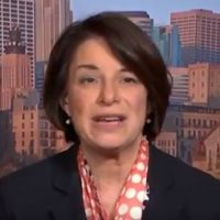 Amy Klobuchar steps in it on Supreme Court nomination, then tries to clean up, badly