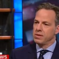 CNN's Jake Tapper Accuses Trump Of Pushing Conspiracy Theories After Pushing Russia Hoax For Three Years