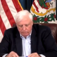 "WV's Jim Justice Calls for Reopening Businesses to ""F****** Follow the Guidelines"""