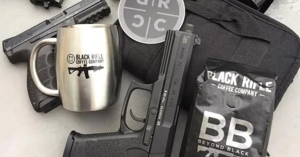 How Dumb? Canada Bans Black Rifle Coffee Company in Gun ...