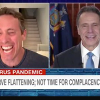 While Nursing Home Patients Keep Dying, Cuomo Blames Virus on Joggers