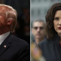 President Trump Defies Gretchen Whitmer's Order with Planned Appearance at Ford Plant in Michigan