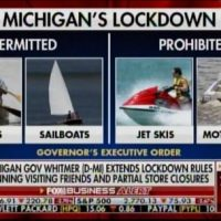 """WOW! Michigan Governor Whitmer Forced to Address Husband's #Boatgate Scandal — Says It Was a """"Joke"""" then Insists SHE'S THE REAL VICTIM in Michigan!"""