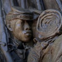 Rioters Vandalize Monument To African-American Civil War Soldiers In Boston