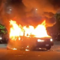 Former Obama Official Bails Out Woman Accused Of Firebombing Police Car In Riots