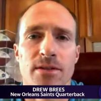 "WTH? NFL Great Drew Brees Attacked for Saying: ""I Will Never Agree with Anybody Disrespecting the Flag of the United States of America"" …Update: Forced to Apologize"