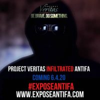 Project Veritas begins its Antifa exposé