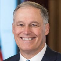 "INSURRECTION: Gov. Inslee Tells President Trump: ""Stay out of Washington state's business"""