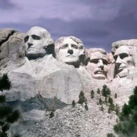 """Official Democrat Party Twitter Accuses President Trump of """"Glorifying White Supremacy"""" For Mount Rushmore Independence Day Event"""