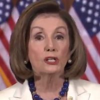 Nancy Pelosi Criticizes Trump For Planning Rally Even Though She Attended Protest In DC Two Weeks Ago