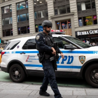NYPD Officer on Looting Patrol Stabbed in the Neck In Premeditated Assassination Attempt