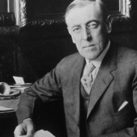President Woodrow Wilson Purged From Princeton University College