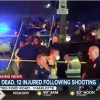 Ignored by Media: Juneteenth Celebration Turns Bloody in Charlotte – 2 Dead, 9 Shot, 5 Hit by Vehicles — AND PARTIERS JUMPED ON BACKS OF FIREFIGHTERS!