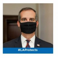 Los Angeles Mayor Garcetti Will Cut $150 Million From LAPD Budget, Reinvest Money in Black Communities