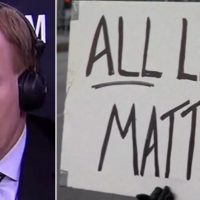 NBA Announcer Suspended for Tweeting 'All Lives Matter' on His Twitter Account