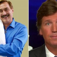 MyPillow CEO Mike Lindell Stands by Tucker Carlson Amidst Advertiser Exodus, Declares 'All Lives Matter'