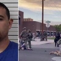 New Mexico Man Who Shot ANTIFA Thugs Outside of Monument Riot is Set Free Awaiting Trial