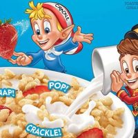 KELLOGG'S Slammed for Having 'Three White Boys' on Rice Crispies Box