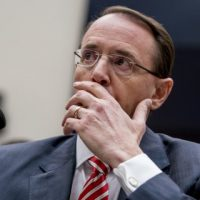 Corrupt Former DOJ DAG Rod Rosenstein to Testify Before Senate Committee Today – Will He Finally Have to Answer These Key Questions?