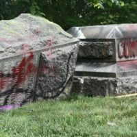 Grave of 17 Dead Unknown Confederate Soldiers Desecrated at Church in DC Suburb