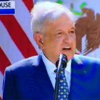 President Of Mexico Praises President Trump And The American People During DC Visit (VIDEO)