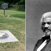Statue of Abolitionist Frederick Douglass Removed & Stolen from New York Park