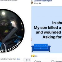BLM Supporter Arrested for Killing a Police Officer As His Mother Posts About the Crime on Facebook