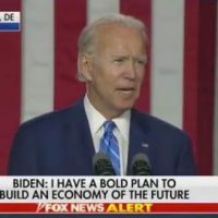 "WTH? Creepy Joe Biden Unveils Bold New Plan ""To Get Our Kids to Market Swiftly"" (VIDEO)"