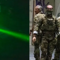Three Federal Officers May Be Permanently Injured After ANTIFA Laser Attacks in Portland