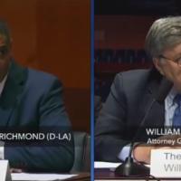 Democrat Rep Chides Bill Barr for Not Parading Around Enough Black Faces at Judiciary Hearing