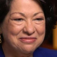 Pot Calling the Kettle Black – Radical Leftist Supreme Court Justice Sotomayor Claims Conservative Judges Are Biased