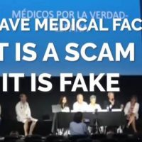 640 European Doctors Gather to Discuss the Overreaction to COVID and How It's Damaging Society