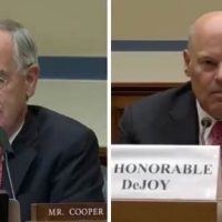"Lawmakers Groan After Vile Democrat Asks Postmaster General Louis DeJoy if His ""Backup Plan is to be Pardoned Like Roger Stone"" (VIDEO)"