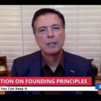 "Desperate Comey Offers ""One-Minute Pitch"" to Undecided Voters After RNC Barnburner (VIDEO)"