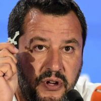 Italian Nationalist Leader Matteo Salvini Could Face Up to 15 Years in Prison for Rejecting Migrants