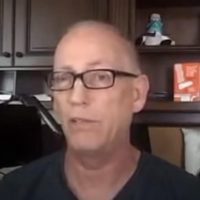 Dilbert Creator Scott Adams Calls Joe Biden A 'Brain-Dead Race Hoaxer' And Worse (VIDEO)
