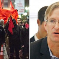 "Feckless Portland Mayor Ted Wheeler Admits ANTIFA Rioters Aren't ""Peaceful Protestors"" As Mayhem Continues"