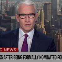 CNN Unprecedentedly Interrupts President's Convention Speech to Attack Him