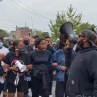 'No One Cross in Front of the Black Women' Louisville Breonna Taylor 'Protesters' Segregate By Race and Gender (VIDEO)